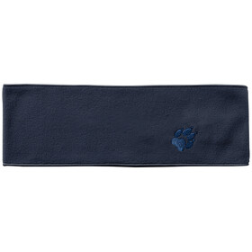 Jack Wolfskin Real Stuff Headband Kids night blue